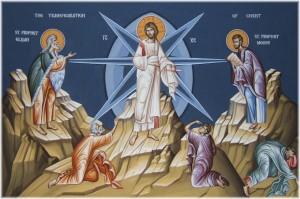 Transfiguration, icône