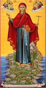 Marie, Première Église