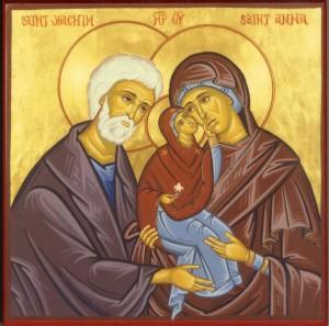 Sts Joachim et Anne