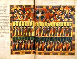 Beatus de Saint-Sever Manuscrit enluminé (11e)