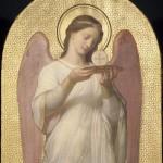 Ecce panis angelorum S. M. Cornu (1860) Musée du Louvre