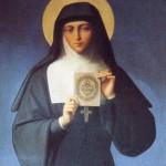 Sainte Marguerite-Marie Alacoque (1647-1690)