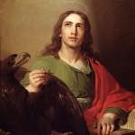 San Giovanni, evangelista-Vladimir Borovikovsky (19e)