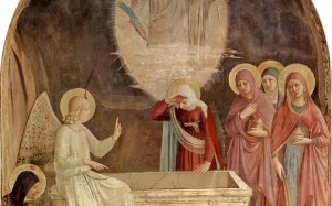 Fra Angelico-Empty tomb