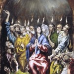 Pentecostés-El Greco, 1597