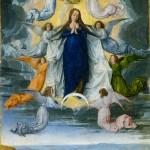 Assomption de la Vierge Marie Michel Sittow (Netherlandish, c. 1469 - 1525/1526 )