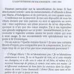 P. Lagrange à Salamanque, JS p.153