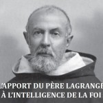 P. Lagrange et son apport