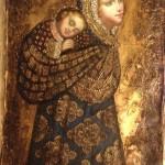 Vierge et l'Enfant (Pérou)