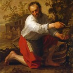 Wine Grower Cuyp, Jacob Gerritsz (1628)