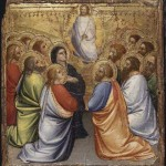 L'Ascension du Seigneur par Mariotto di Nardo (15e)