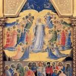 Assomption de la Vierge Marie par Fra Angelico
