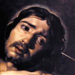 Christ après la Flagellation (détail) Diego Velazquez (17e)