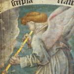 Détail du Jugement dernier, fresques de la cathédrale d'Albi