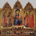 Trittico di Beato Angelico per la chiesa San Domenico a Cortona (1436-1437)