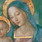 Marie, le moule de Dieu
