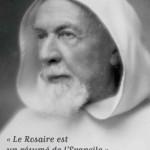 P. Lagrange-Le Rosaire est un résumé de l'Évangile - copie