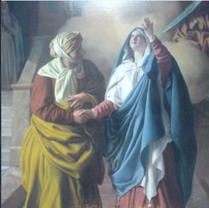 visitation de la Bienheureuse Vierge Marie