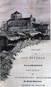 Couvent de San Esteban (1880)