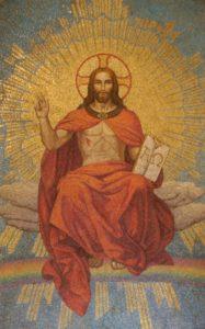 Christ, Roi de l'Univers - Sant'Alfonso, Rome